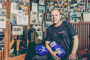 Hussein Ismail - Boxtrainer